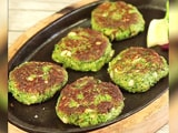 Video : How To Make Broccoli Tikki At Home