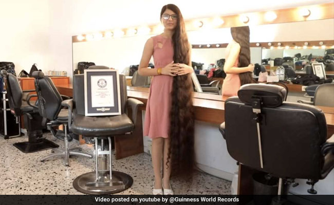 Gujarat Girl Sets Guinness World Record With 5 Foot 7