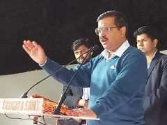 Amid Rumours Of AAP-Congress Talks, Arvind Kejriwal's Take On Alliances