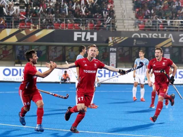 Hockey World Cup 2018: England Stun Argentina, Australia Outclass France To Enter Semi-Finals