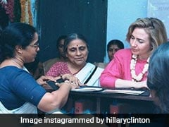 In Moving Post, Hillary Clinton Shares Inspiring Story Of Indian Woman