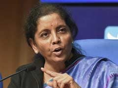 """Not Even Court Doing Its Job In Pak"": Nirmala Sitharaman Jabs Imran Khan"