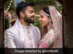 "''Mine Forever"": Virat Kohli Posts Adorable Marriage Anniversary Message For ""Best Friend"" Anushka Sharma"