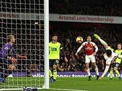 Lucas Torreira Scores Stunning Late Winner For Arsenal vs Huddersfield