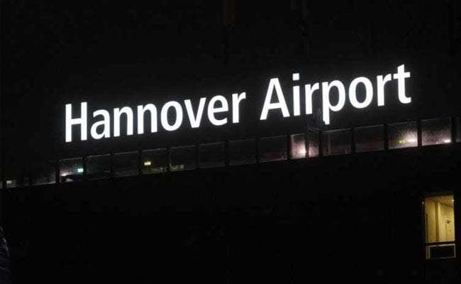 Flights resume at Germany's Hannover Airport after man drove into secure area