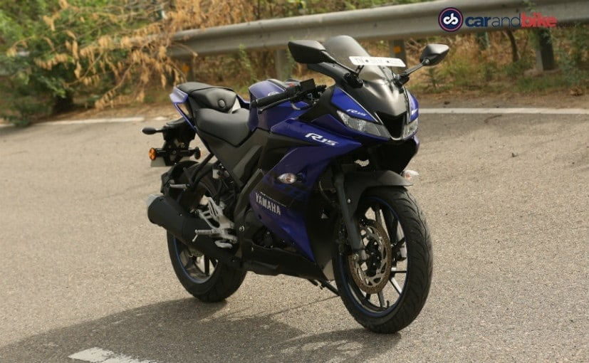 Apart from the price hike, Yamaha India has also discontinued the YZF-R15 V1 and the Fazer 150 bikes