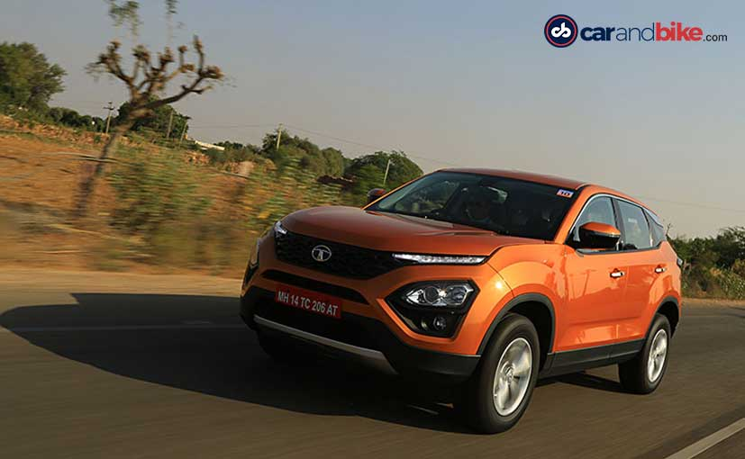 The Tata Harrier was launched in January this year and is priced between Rs. 12.99-16.75 lakh (ex-Delhi)