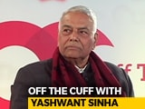Video : People Clamouring For PM Modi To Go: Yashwant Sinha