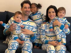 ICYMI: How Cute Is Sunny Leone And Daniel Weber's Pic With Their Little Kids?