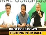 Video : Ashok Gehlot For Rajasthan, Sachin Pilot Accepts Deputy's Post