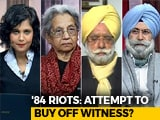 Video : Sajjan Kumar Threatened Me, Says 1984 Riots Witness