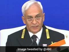 Terrorists Reportedly Being Trained To Attack From Sea, Says Navy Chief