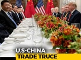 Video : US Stops New China Tariffs For 90 Days, But There's A 25% Catch