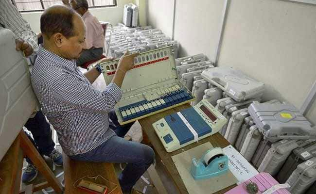 'Voting Machines Made Part Of Motivated Slugfest': Top Election Officer