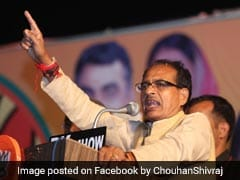 """Nehru Committed A Crime"": Shivraj Singh Chouhan On Article 370"