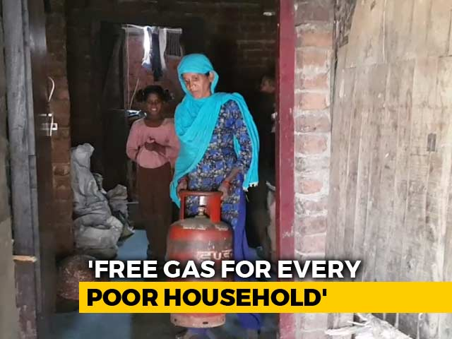 Video : Centre Pushes For 100% LPG Connections, Refills Are Another Matter