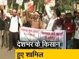 Video: न्यूज टाइम इंडिया: रामलीला मैदान से संसद तक किसानों का मार्च