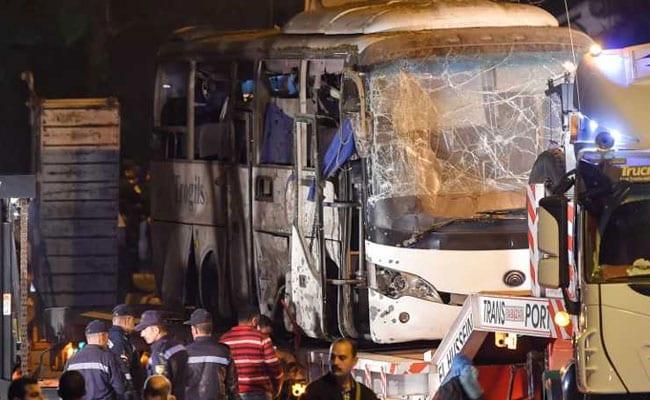 Three Vietnamese Tourists, Guide Killed In Bomb Blast Near Egypt Pyramids