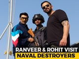 Video : <i>Jai Jawan</i> With Ranveer Singh And Rohit Shetty