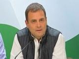 Video : CM कौन? राहुल ने कार्यकर्ताओं से पूछा