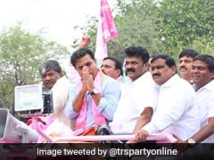 KCR's Son KT Rama Rao Takes Over As TRS Working President