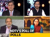Video: Poll Of Exit Polls: Congress Gets Rajasthan, Close Race In Madhya Pradesh