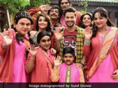 <I>Kanpur Wale Khuranas</I>: Cast Of Sunil Grover's Show Shuffles - Kunal Kemmu Out, Aparshakti And Farah Khan In