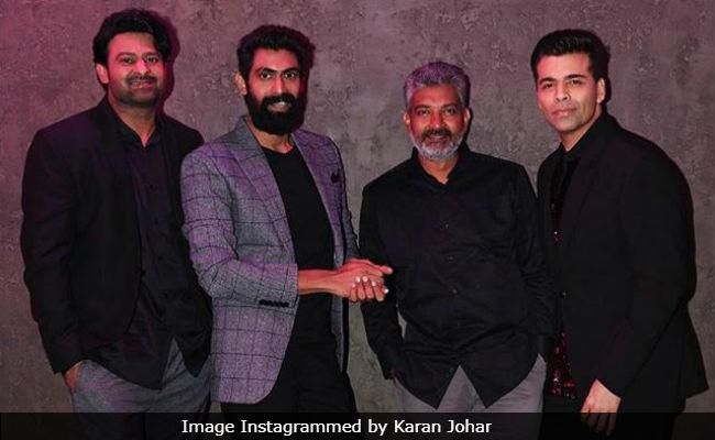 Koffee With Karan 6: Prabhas, Rana Daggubati And SS Rajamouli Are Karan Johar's New Guests