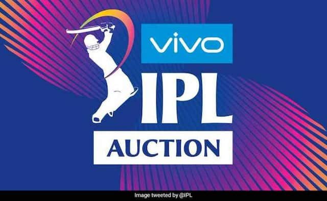 2020 IPL Auction To Be Held In Kolkata On December 19: Report