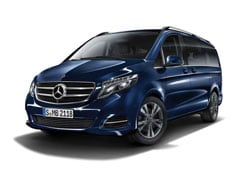 Mercedes-Benz V-Class India Launch Details Revealed