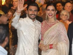 Isha Ambani Wedding: Newlyweds Deepika Padukone, Ranveer Singh Steal Our Hearts Again. See Pics