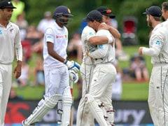 New Zealand Crush Sri Lanka By 423 Runs For Record Test Series Win