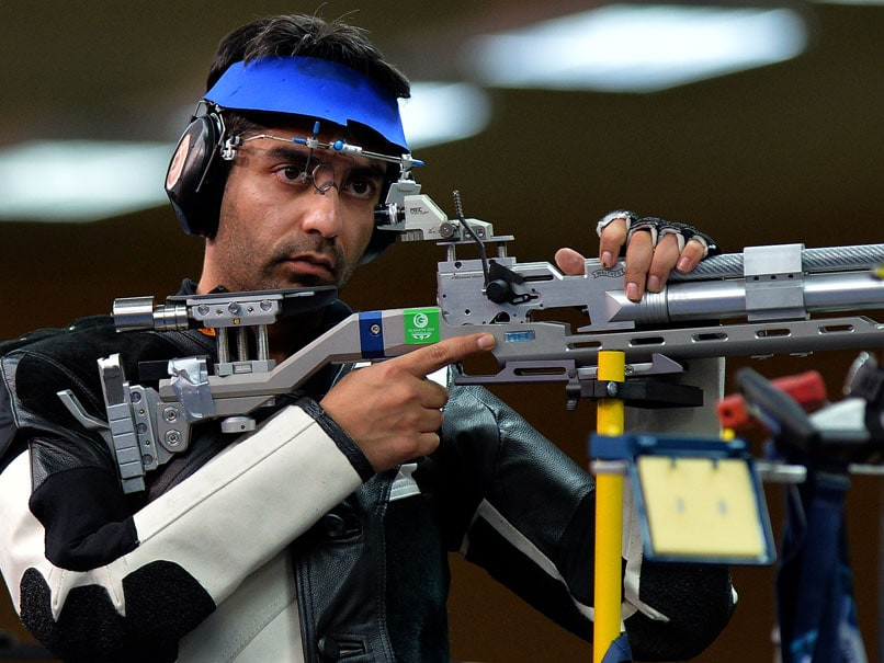 Abhinav Bindra Becomes First Indian To Be Honoured With Shooting