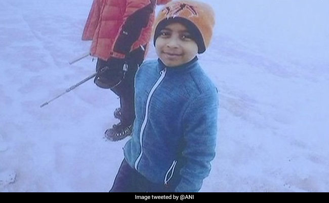 Hyderabad Boy, 8, Climbs Australia's Highest Peak. Next Stop - Mount Fuji