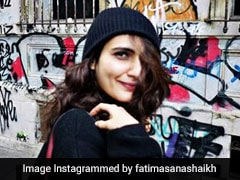 After <I>Thugs Of Hindostan</I>'s Failure, Fatima Sana Shaikh Says, 'Every Setback Is A Learning Experience'