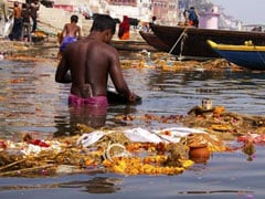 Immersing Idols In Ganga To Now Attract Rs 50,000 Fine