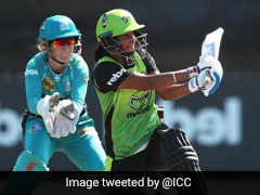 Harmanpreet Kaur Takes Women