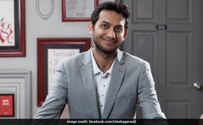 Oyo Founder, Ritesh Agarwal, 25, Claims Sharp Growth In London