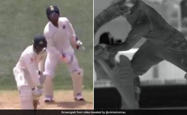 Ind Vs Aus: कैच होने के बाद भी खड़ा रहा बल्लेबाज, Virat Kohli ने किया फिर ऐसा, देखें VIDEO