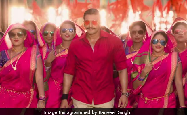 After Watching Simmba, Deepika Padukone Told Ranveer Singh That She Is 'Proud' Of Him