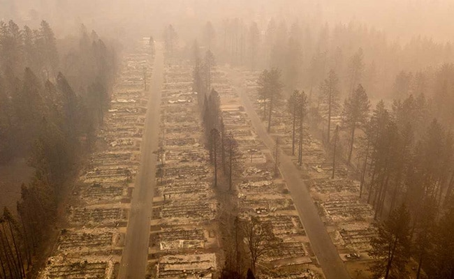 A Paradise Fire Cleanup Crew Joked About Ruins. Then The Town Found Out