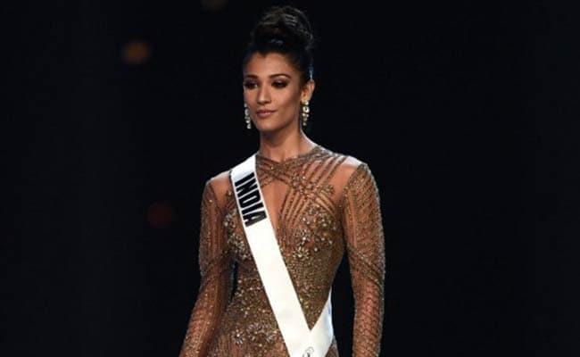 Miss Universe 2018: Mumbai's Nehal Chudasama Fails To Make It To Top
