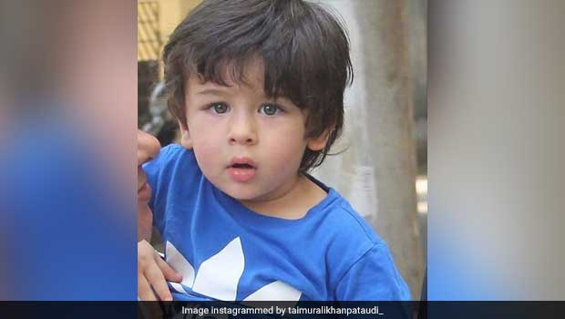 Watch: Taimur Ali Khan Cuts An Extremely Adorable Cake On His Second Birthday!