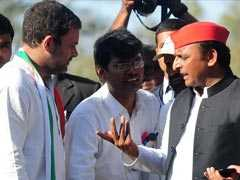"General Elections 2019: Akhilesh Yadav Slams Rahul Gandhi, Says Congress <i>""Sabse Dhokebaaz""</i> Party"