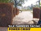 Video : Karnataka's Silk Farmers' Water Worries