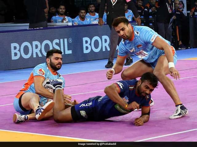 Pro Kabaddi League: Haryana Steelers Clinch Thriller Against Bengal Warriors, Dabang Delhi Edge Past Bengaluru Bulls