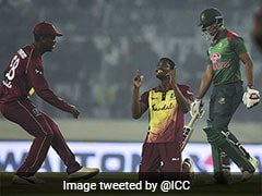 Keemo Paul, Evin Lewis Hand Windies T20I Series Win Against Bangladesh