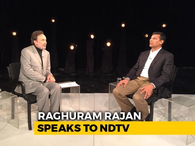Video : Majoritarianism Divides, Raghuram Rajan Tells Prannoy Roy