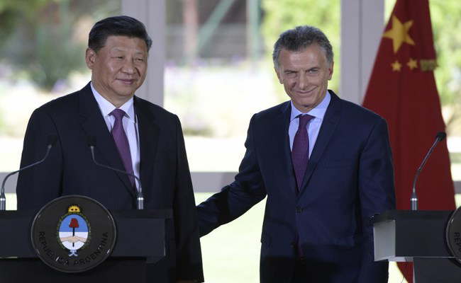 Days After G20 Meet, China Agrees $9 Billion Currency Swap With Argentina