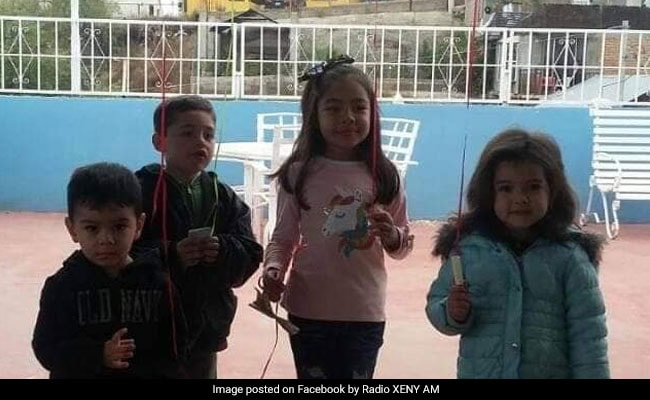 Girl In Mexico Sent Christmas List By Balloon. Man Across Border Found It